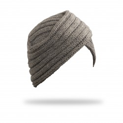 Turbante Riley Gris