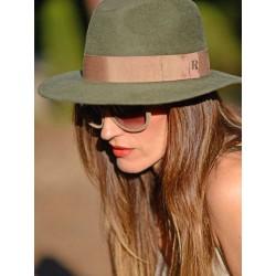 Sombrero New Orleans verde