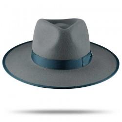 Sombrero Nuba Gris Raceu Atelier - Unisex Hat