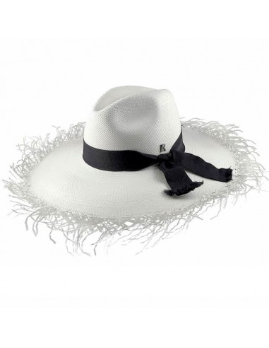 76d752ffb3428b Mambo Panama Hat Wide-Brimmed - Summer Hats - Raceu Atelier Online