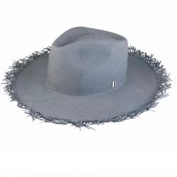 Fringed Panama Hat Grant Ocean