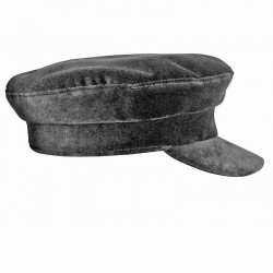 Otto Black Cap by Raceu...