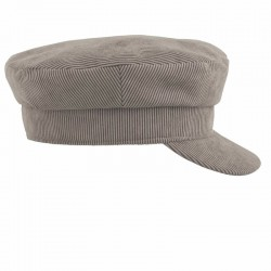 Escala Light Grey Cap by Raceu Atelier