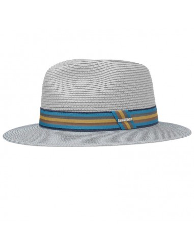 Grey Monticello Toyo Hat by Stetson