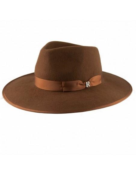 Caramel Nuba Hat by Raceu Atelier