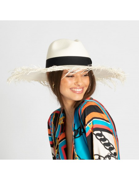Mambo Panama Hat Wide-Brimmed by Raceu Atelier