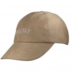 Holiday Beige Cap by Raceu...