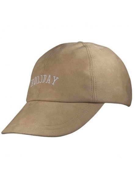 Holiday Beige Cap by Raceu Atelier