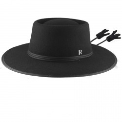 Black Billy Hat by Raceu...