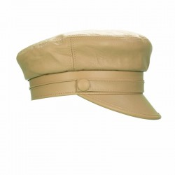 Cap Woman Cali Beige Colour - Women's Caps