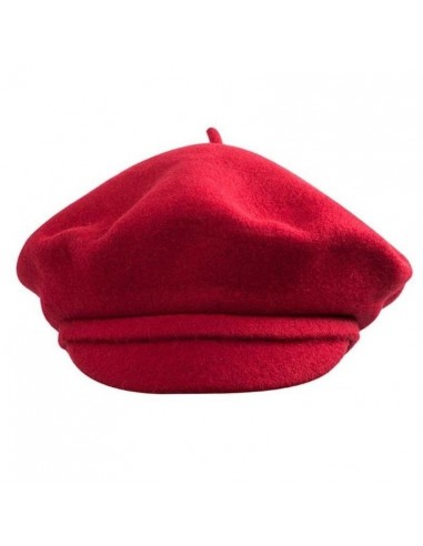 Red French Beret for Women