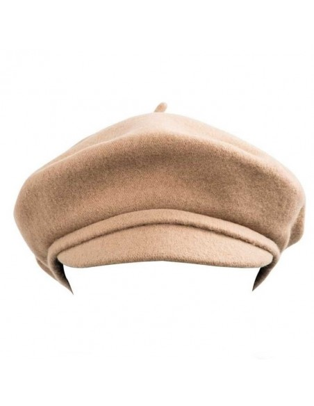 Vendome Beret Beige - French Style