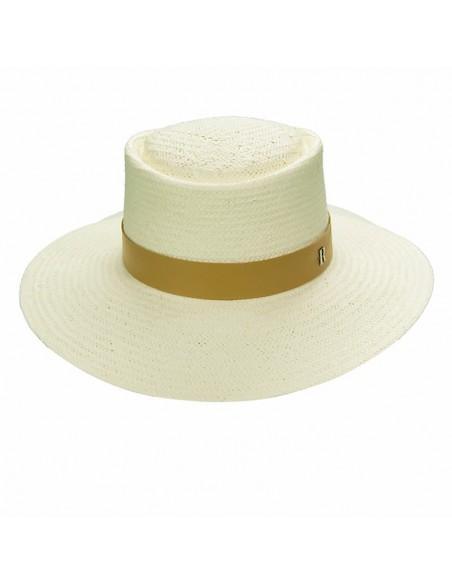 Sombrero Paja de Papel Reciclado Formentera - Sombreros Verano - Ideal Playa
