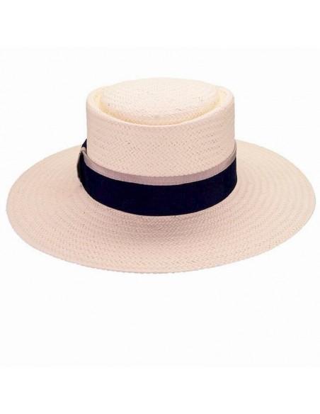 Sombrero Acapulco Blanco Raceu Hats - Sombreros Verano Mujer