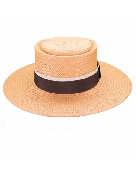 Straw hat acapulco natural