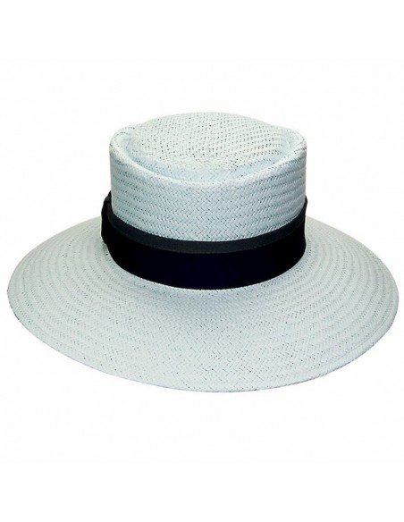 Straw Hat acapulco Blue