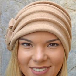 Turbante Giorgia beige