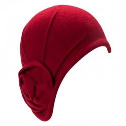 Sombrero Margo rojo