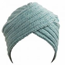 Turbante Riley Blue
