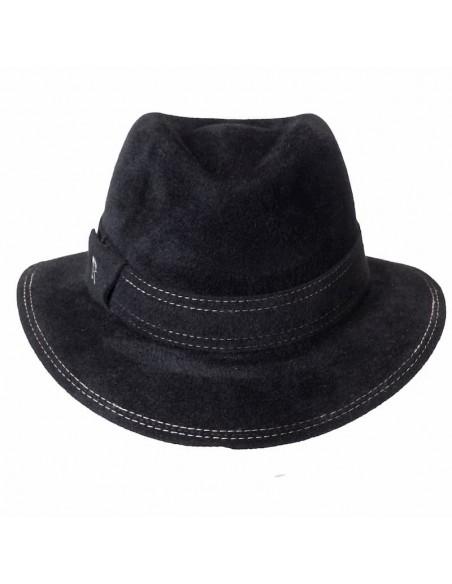 Sombrero New York negro
