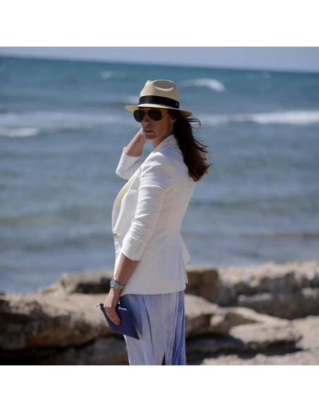 Panamá Hat Cuenca natural - Panama hat classic