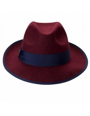 Sysley Hat burgundy