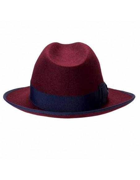 Sombrero Sysley granate