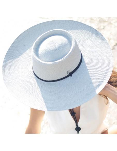 Sombrero Amplio de Mujer (ala ancha), Sombrero Mujer ideal Playa