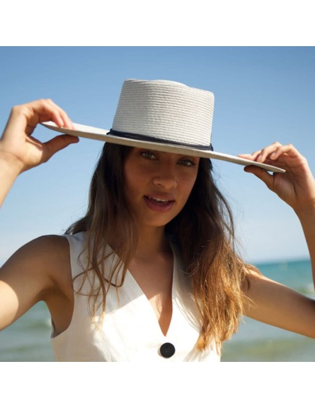 Texas Wide-brimmed Hat - Womens Sun Hats - Top Hat