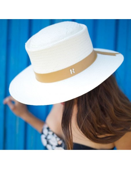 Recycled Paper Straw Hat Formentera - Summer Hats
