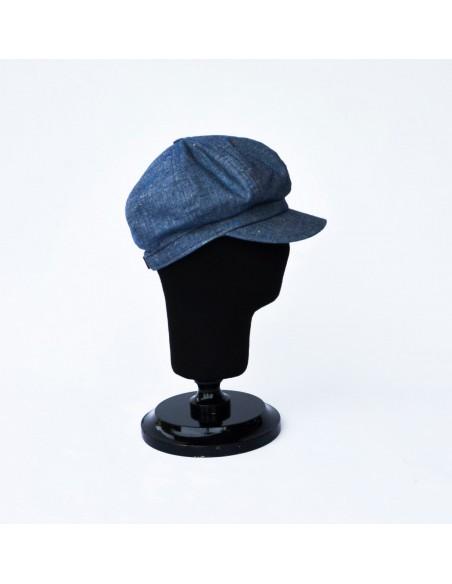 Peaky Blinder Cap - Blue Jeans Cap