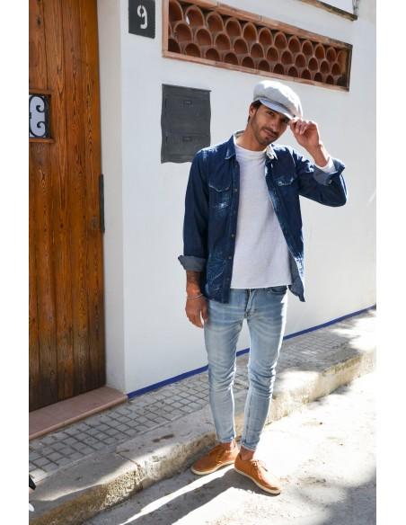 Peaky Blinders Gorra - Light Jeans