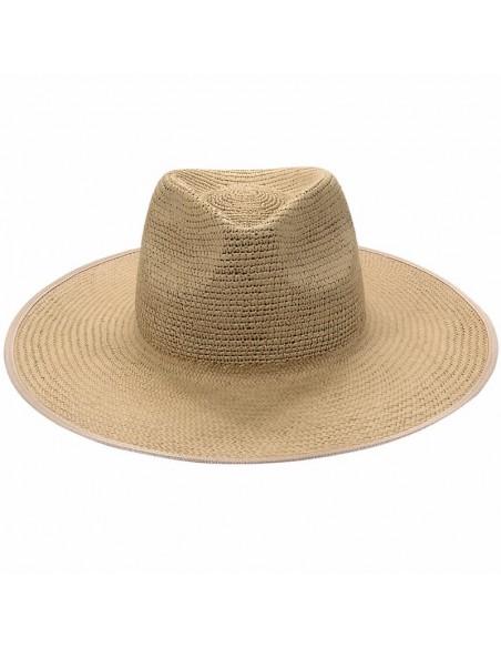Sombrero  hombre Panamá Ala Ancha Quito - Sombreros Verano