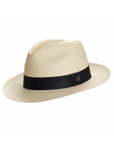 Sombrero Panama para hombrel - Sombreros Panamá Clásicos
