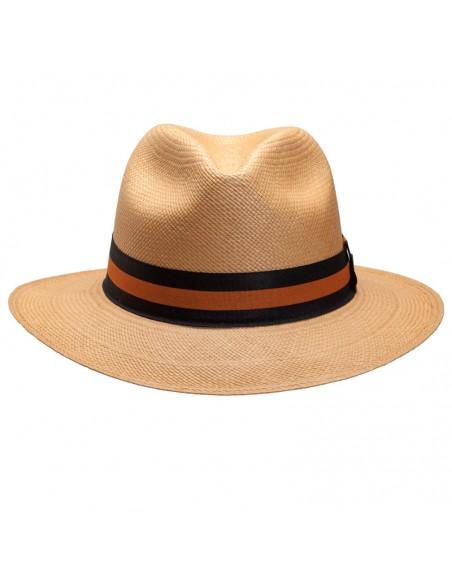 Fedora Panama Hat for men- Cuenca by Raceu Hats