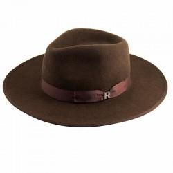 Brown Nuba Hat for men
