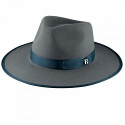Grey Nuba Hat Fedora for men