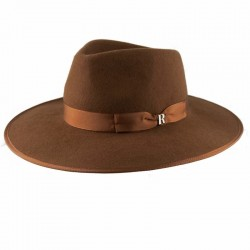 Caramel Nuba Hat for Men-...