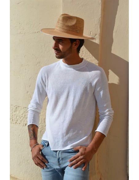 Men's Panama Hat Wide-Brimmed Quito - Summer Hats