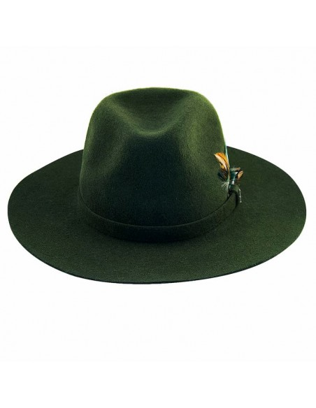 Khaki Salter Hat for men