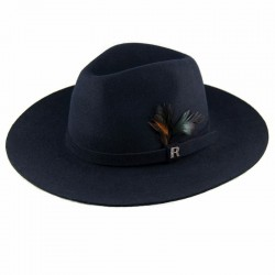 Navy Blue Salter Hat for men