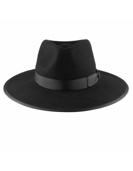 Black Nuba Hat Raceu Atelier for men