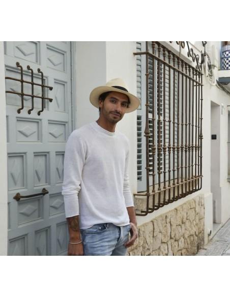 Panama hat for men