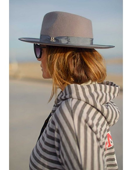 grey nuba hat for women