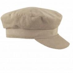 Corduroy Fisherman's Cap -...