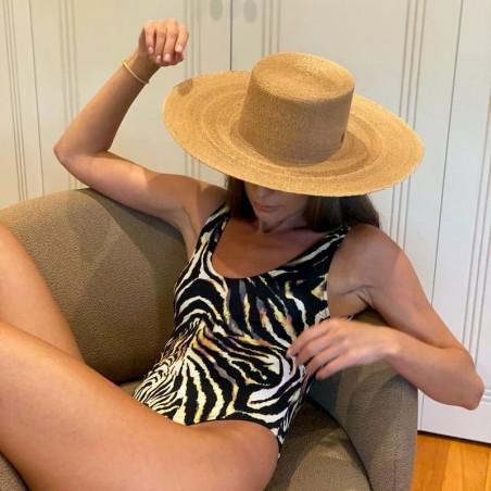 Sombrero Canotier Mujer - Especial Verano