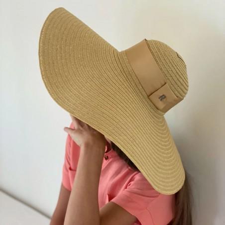 Sombrero Pamela de ala muy ancha - Sombreros Verano