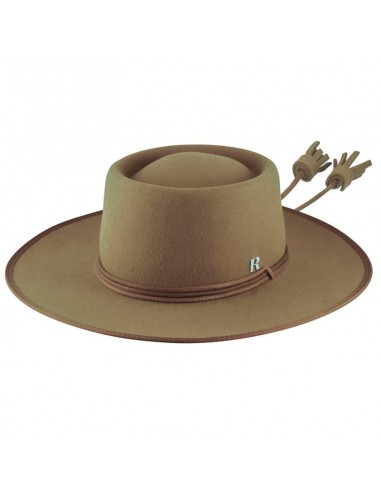 Sombrero Fieltro de Lana Billy -  Estilo Cowboy