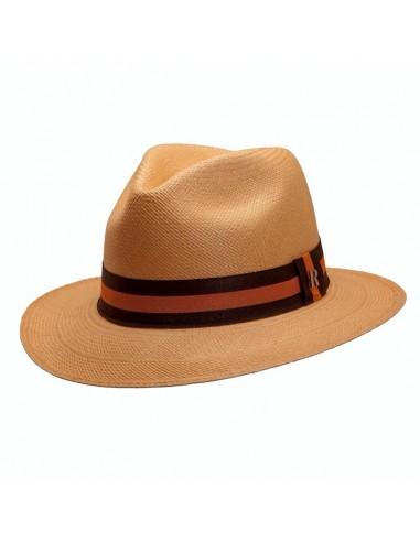 Panama Hat Cuenca Camel