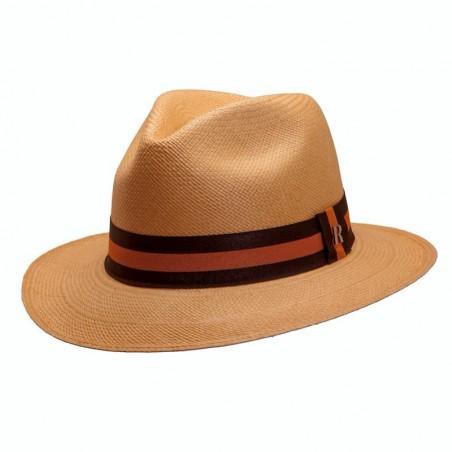 Sombrero Panamá Cuenca Camel